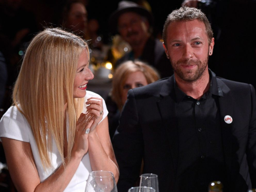 PHOTO: Gwyneth Paltrow and Chris Martin attend a charity event at Montage Beverly Hills on Jan. 11, 2014 in Beverly Hills, Calif.