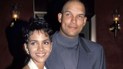 PHOTO: Halle Berry and David Justice