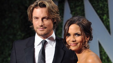 PHOTO: Halle Berry and Gabriel Aubry