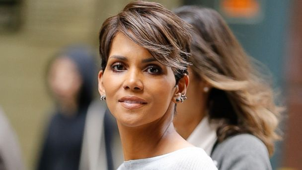 PHOTO: Actress Halle Berry is seen outside Carnegie Hall on May 14, 2014 in New York City.