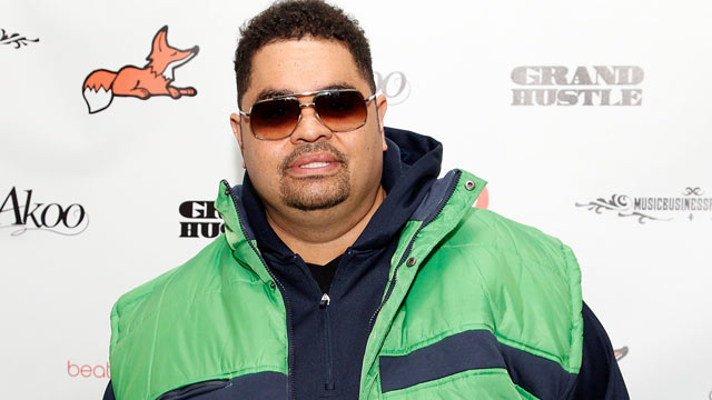 PHOTO: Rapper Heavy D attends T.I.s AKOO Clothing First Annual A King Of Oneself Brunch at The Mansion in this Oct. 2, 2011 file photo taken in Atlanta, Georgia.