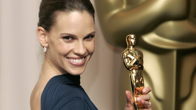 PHOTO: Hilary Swank