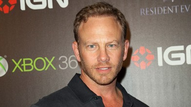 PHOTO: Actor Ian Ziering attends IGN's party celebrating the launch of Capcom's 'Resident Evil 6' at Lure on Sept. 28, 2012, in Los Angeles.