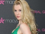 """PHOTO: Ireland Baldwin attends the Madonnas Fashion Evolution Pop-Up Exhibition and Material Girl"""" Clothing Line at Macys Westfield Century City, in Century City, Calif., April 25, 2013."""