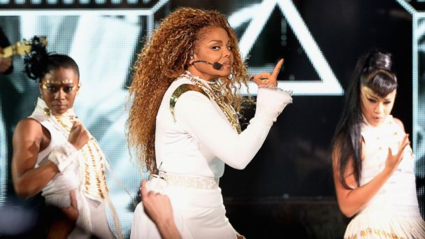 PHOTO: Janet Jackson performs at American Airlines Arena on Sept. 20, 2015 in Miami.