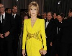 PHOTO: Jane Fonda arrives at the 85th Annual Academy Awards at Dolby Theatre on February 24, 2013 in Hollywood, Calif.