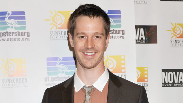 PHOTO: Jason Dohring attends the opening night of The Sunscreen Film Festival on April 19, 2012 in St. Petersburg, Fla.