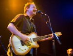 PHOTO: Jason Molina of Magnolia Electric Co performs on stage at Sala Apolo, Oct. 23, 2009, in Barcelona.