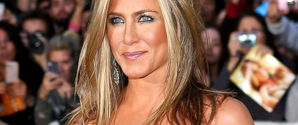 "PHOTO: Actress Jennifer Aniston attends the premiere for ""Life Of Crime"" at Roy Thomson Hall on Sept. 14, 2013 in Toronto, Canada."