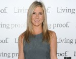 PHOTO: Jennifer Aniston launches Living Proof Good Hair Day Web Series at The Royalton Hotel, May 8, 2013 in New York City.