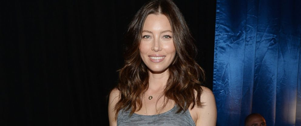 PHOTO: Jessica Biel attends the Think It Up education initiative telecast for teachers and students at Barker Hangar on Sept. 11, 2015 in Santa Monica, Calif.