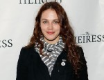 """PHOTO: Jessica Brown Findlay attends the Broadway revival opening night of """"The Heiress"""" at the Walter Kerr Theatre, Nov. 1, 2012, in New York City."""