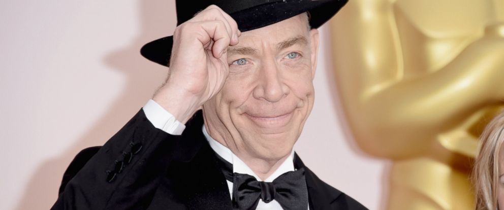 PHOTO: Actor J.K. Simmons attends the 87th Annual Academy Awards on Feb. 22, 2015 in Hollywood, California.