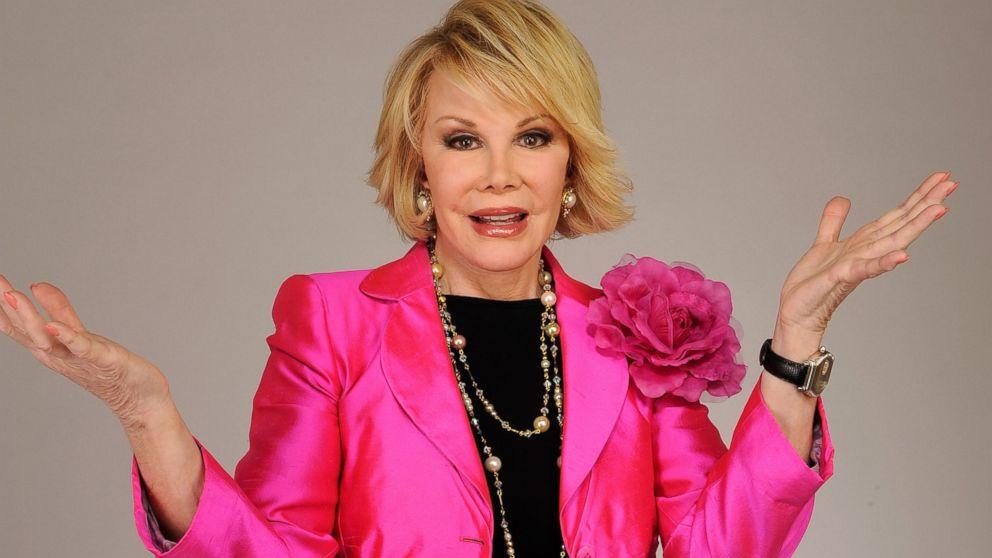 Joan Rivers Dies at 81 - ABC News
