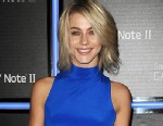PHOTO: Actress Julianne Hough attends the launch of the Samsung Galaxy Note II on Oct. 25, 2012 in Beverly Hills.