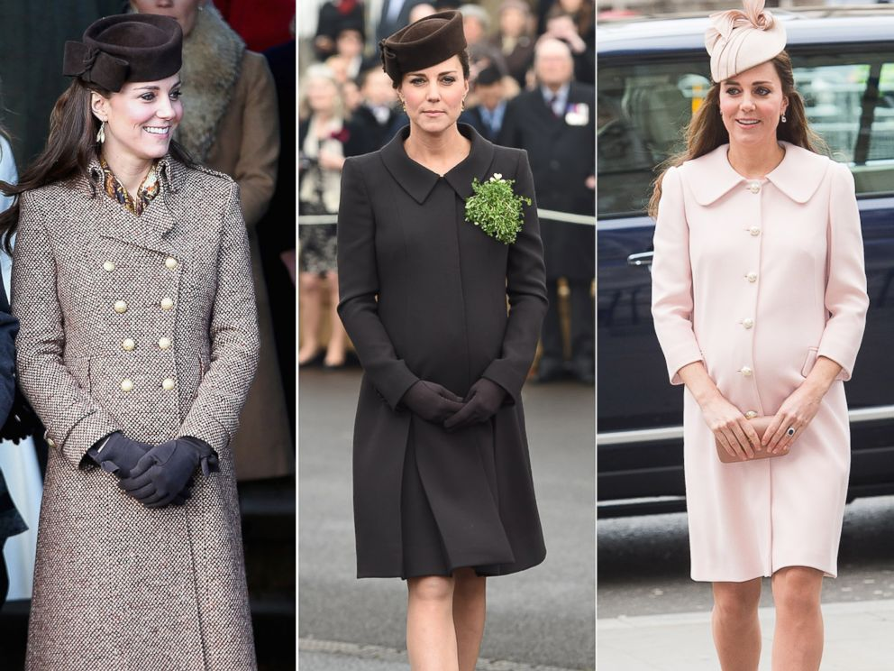 5 Takeaways From Duchess Kate's Maternity Style