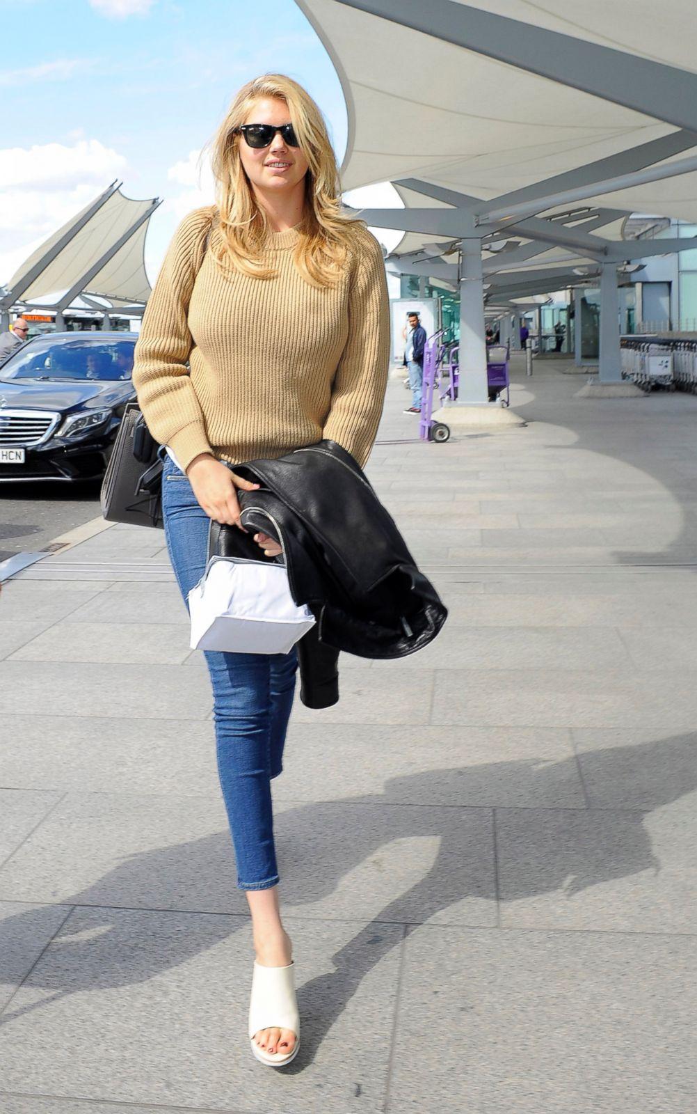 Kate Upton Goes Makeup Free Picture Celebrities Without Makeup - Kate-upton-no-makeup