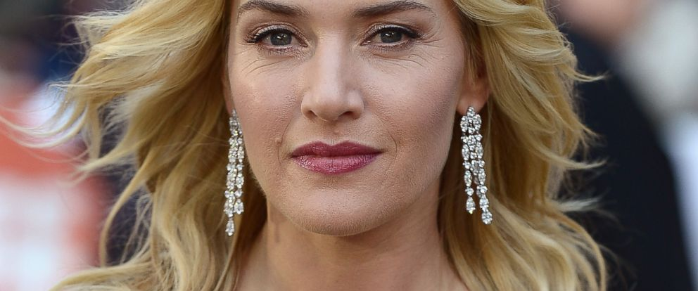 "PHOTO: Kate Winslet attends the ""A Little Chaos"" premiere during the 2014 Toronto International Film Festival at Roy Thomson Hall on Sept. 13, 2014 in Toronto, Canada."