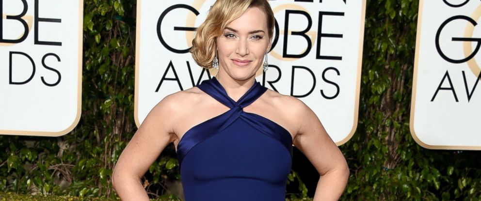 PHOTO: Kate Winslet attends the 73rd Annual Golden Globe Awards held at the Beverly Hilton Hotel on Jan. 10, 2016, in Beverly Hills, Calif.