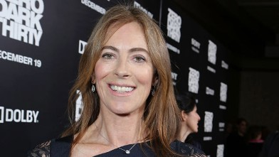 "PHOTO: Director/Producer Kathryn Bigelow is seen at Columbia Pictures ""Zero Dark Thirty"" Premiere at Dolby Theatre on Dec. 10, 2012 in Hollywood."