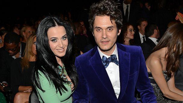 PHOTO: Katy Perry and John Mayer at the Grammy Awards