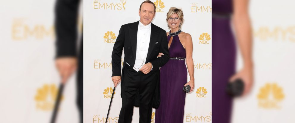 Is ashley banfield dating kevin spacey