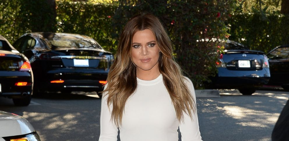 PHOTO: TV personality Khloe Kardashian arrives at The Hollywood Reporters 22nd Annual Women In Entertainment Breakfast at Beverly Hills Hotel on December 11, 2013 in Beverly Hills, California.