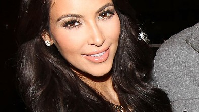 "PHOTO: Kim Kardashian attends Duane McLaughlin's ""Ready To Live"" album release party on Utopia III at Pier 60, Sept. 10, 2011 in New York City."