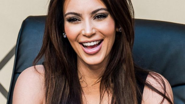 33 Reasons Why It's Great to Be Kim Kardashian