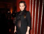 PHOTO: Kim Kardashian attends a celebration of Jennifer Meyers CFDA Swarovski, May 11, 2013, in Los Angeles.