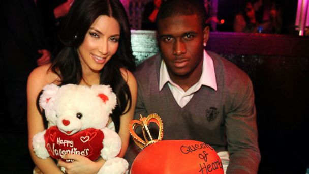 PHOTO: Kim Kardashian and Reggie attend The Queen of Hearts Ball at Lavo on February 13, 2010 in Las Vegas, Nevada.