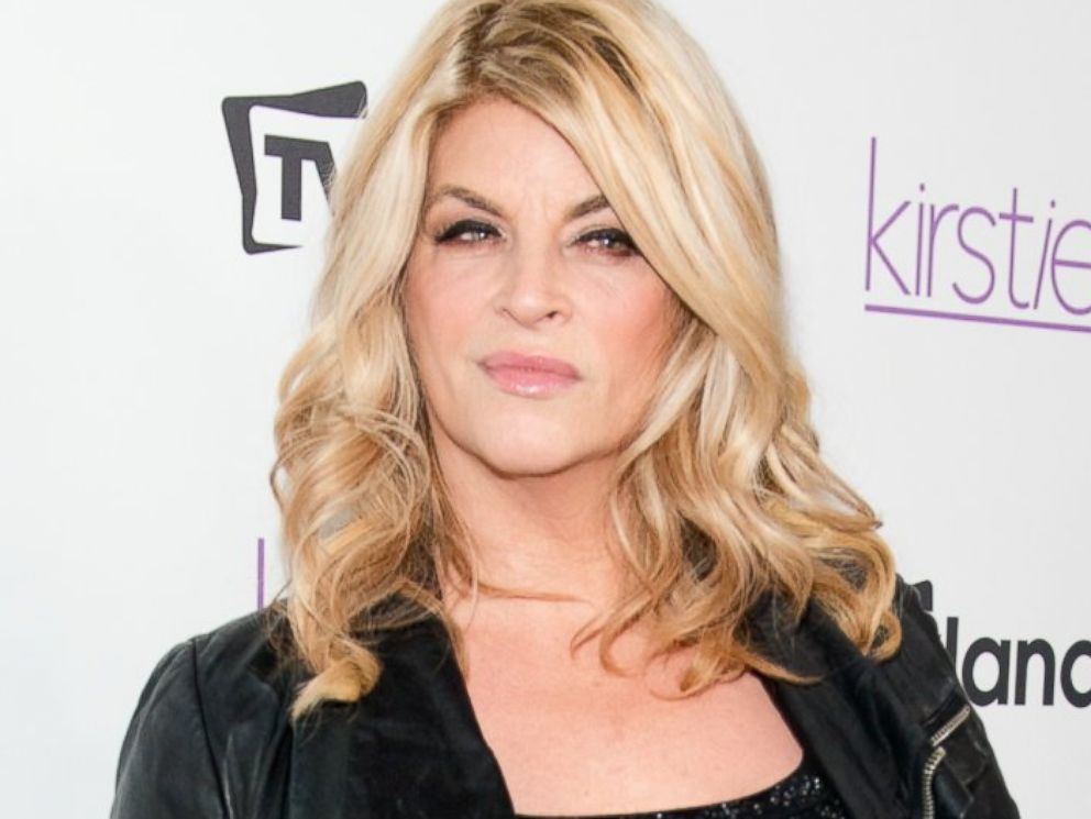 Kirstie Alley Explains Circus Fat Comment For Jenny Craig Ad Abc News
