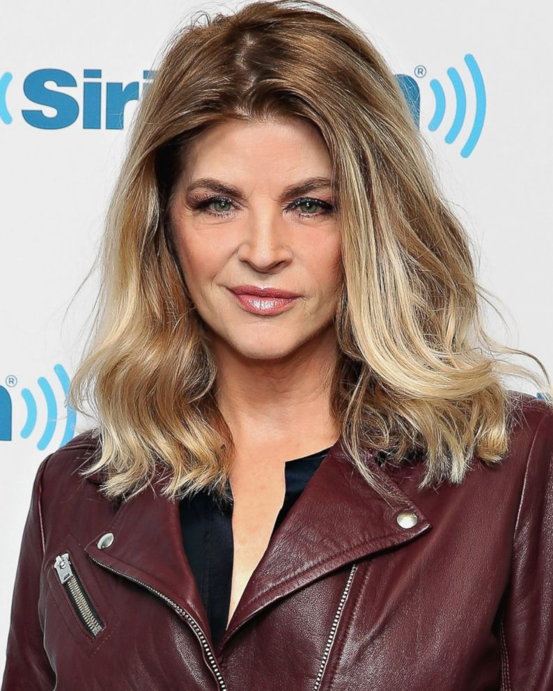 Kirstie Alley Shares First Photos Of Grandson Waylon Tripp Parker Abc News