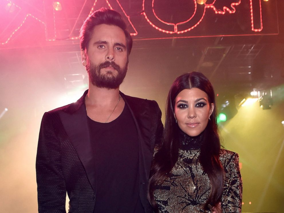 PHOTO: Kourtney Kardashian and Scott Disick end their relationship.