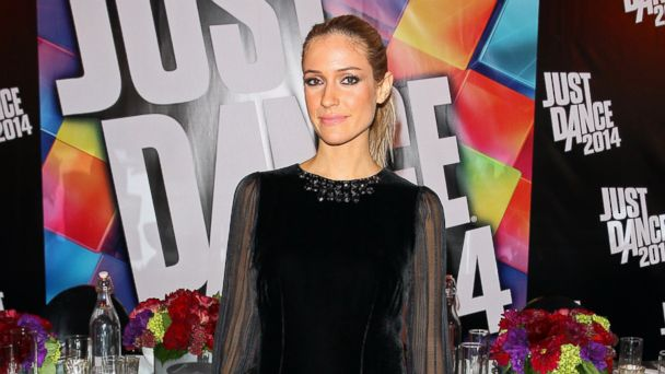 "PHOTO: Kristin Cavallari hosts Thanksgiving meal in association with Ubisoft Game ""Just Dance 2014"" at Hollywood & Highland Courtyard on November 20, 2013 in Hollywood, Calif."
