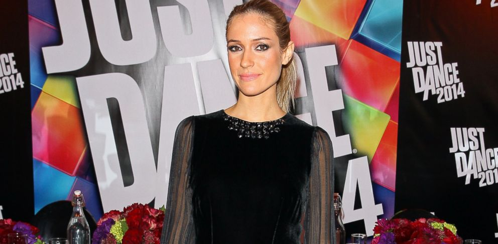 """PHOTO: Kristin Cavallari hosts Thanksgiving meal in association with Ubisoft Game """"Just Dance 2014"""" at Hollywood & Highland Courtyard on November 20, 2013 in Hollywood, Calif."""