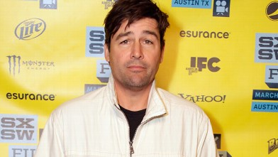 "PHOTO: Kyle Chandler arrives at the screening of ""The Spectacular Now"" during the 2013 SXSW Music, Film + Interactive Festival at Topfer Theatre at ZACH on March 11, 2013 in Austin, Texas."