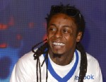 PHOTO: Rapper Lil Wayne claims to have slept with Miami Heat basketball star, Chris Boshs wife.