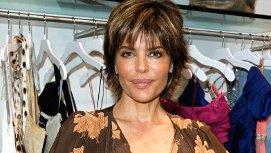 PHOTO: Lisa Rinna attends Launch Of Decades For Modern Vintage Shoe Collaboration With Gilt.com at Decades on March 13, 2012 in Los Angeles, California.