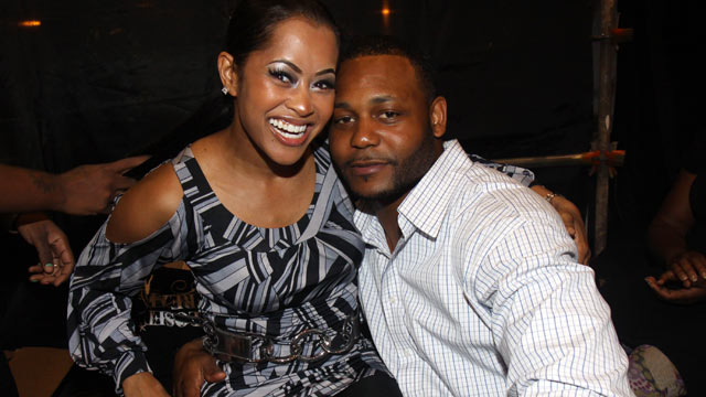 PHOTO: Lisa Wu-Hartwell and Ed Hartwell attend the 2009 Essence Music Festival at the Louisiana Superdome, July 4, 2009, in New Orleans, La.