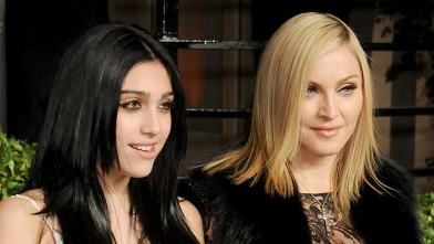 PHOTO: Madonna and Lourdes Leon