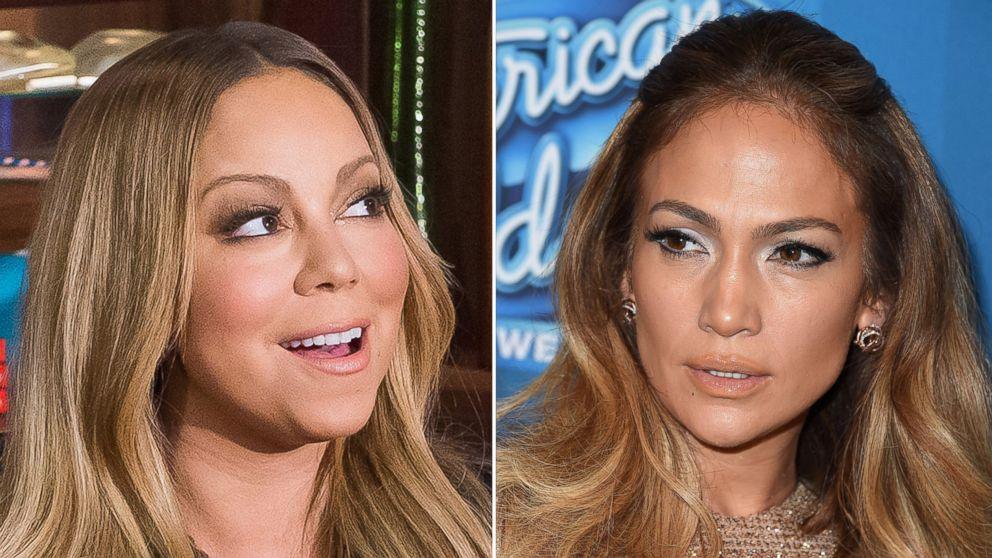 Mariah Carey Opens Up About Her Rumored Feud With Jennifer Lopez