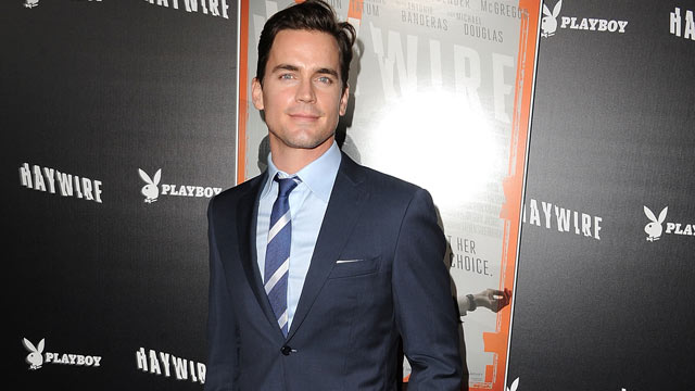 "PHOTO: Matt Bomer attends the ""Haywire"" Los Angeles Premiere at DGA Theater on Jan. 5, 2012 in Los Angeles, California."