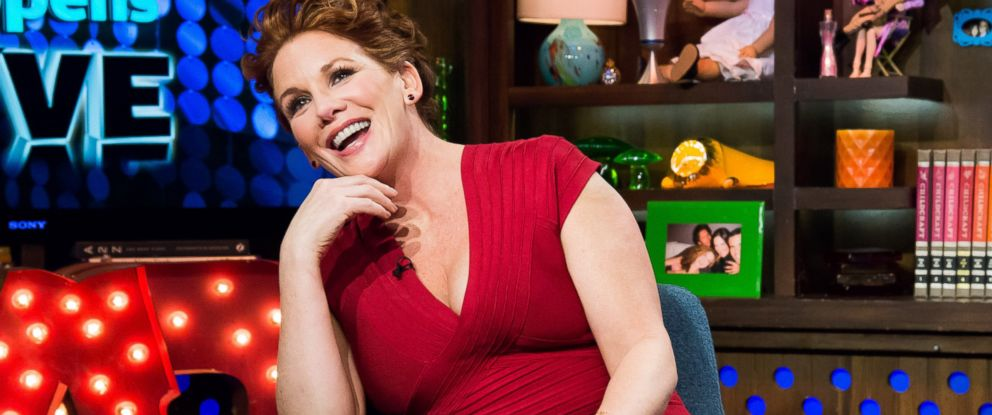 PHOTO: Melissa Gilbert recently removed her breast because she was concerned for her health.