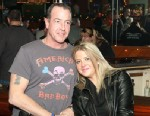 PHOTO: Michael Lohan and Kate Major attends the Celebrity Boxing 16 Press Conference Jan. 6, 2010 at Della Pollas Tavern in Folsom, Pennsylvania.