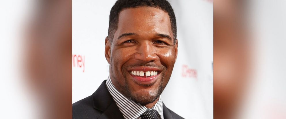 PHOTO: Michael Strahan attends an event at Vandal on April 12, 2016 in New York.