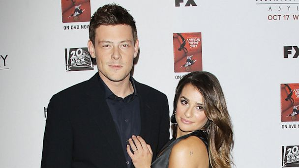 Was cory monteith dating lea michele