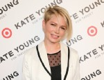 PHOTO: Actress Michelle Williams attends the Kate Young for Target launch event on April 9, 2013, in New York City.
