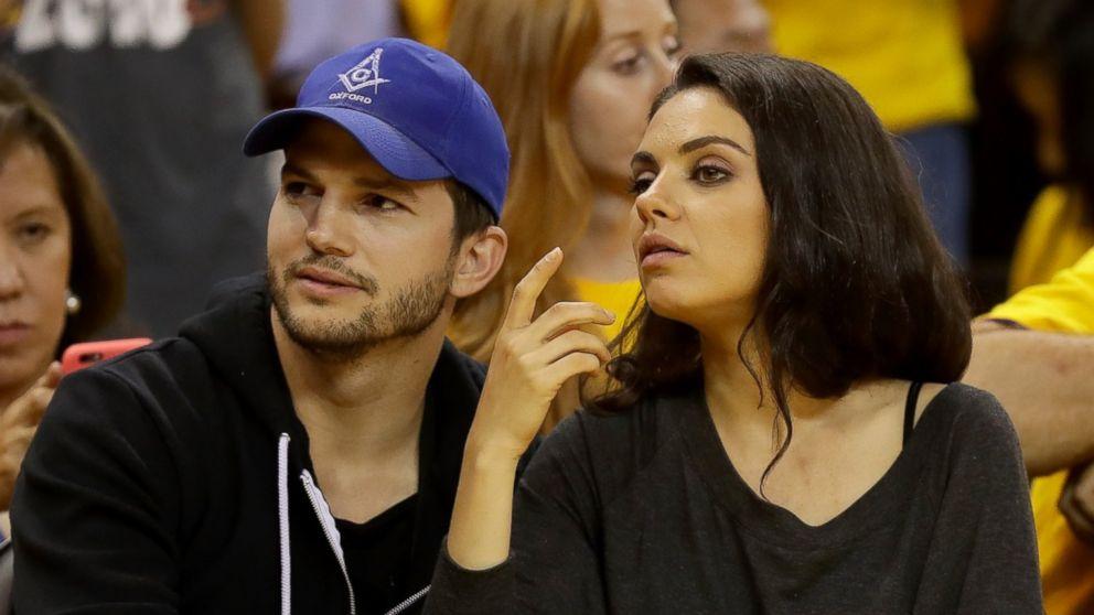 Milloin Ashton Kutcher alkaa dating Mila Kunis Kuinka vanha käyttää dating sites