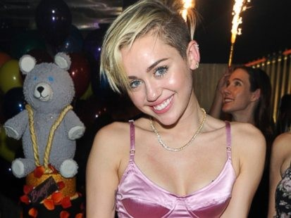"Miley ""Bangerz"" Release Party"